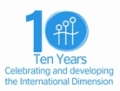 Ten Years celebrating and developing the International Dimension